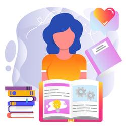 étudiant confinement lire